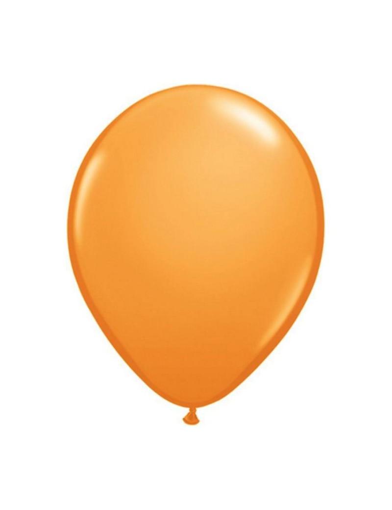 Ballon latex standard Orange