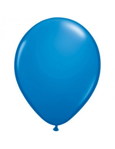 Ballon latex standard Dark Blue