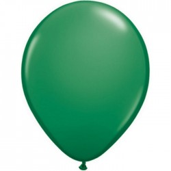 Ballon latex standard Green