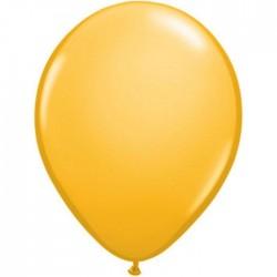 Ballon latex fashion Goldenrod