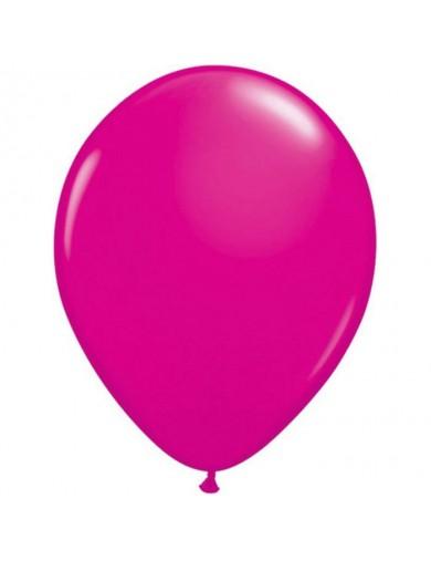 Ballon latex fashion Wild berry