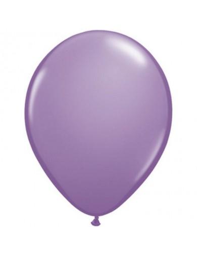 Ballon latex fashion spring Lila