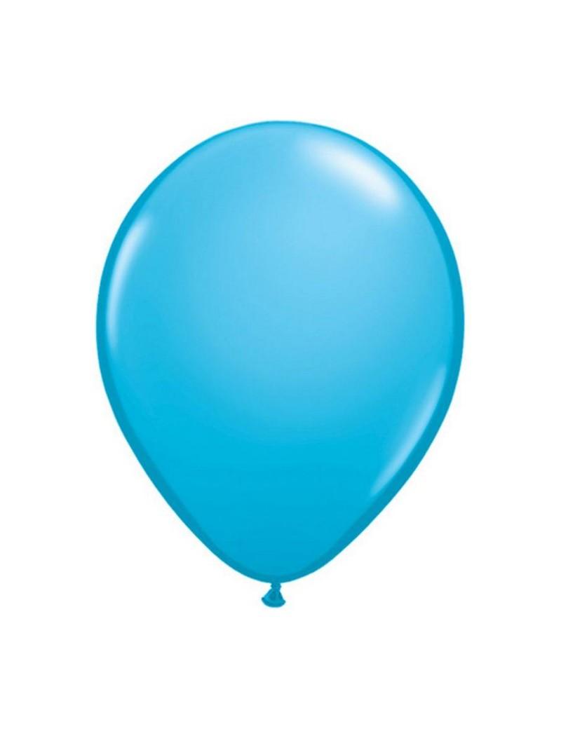 Ballon latex fashion Robin Egg Blue