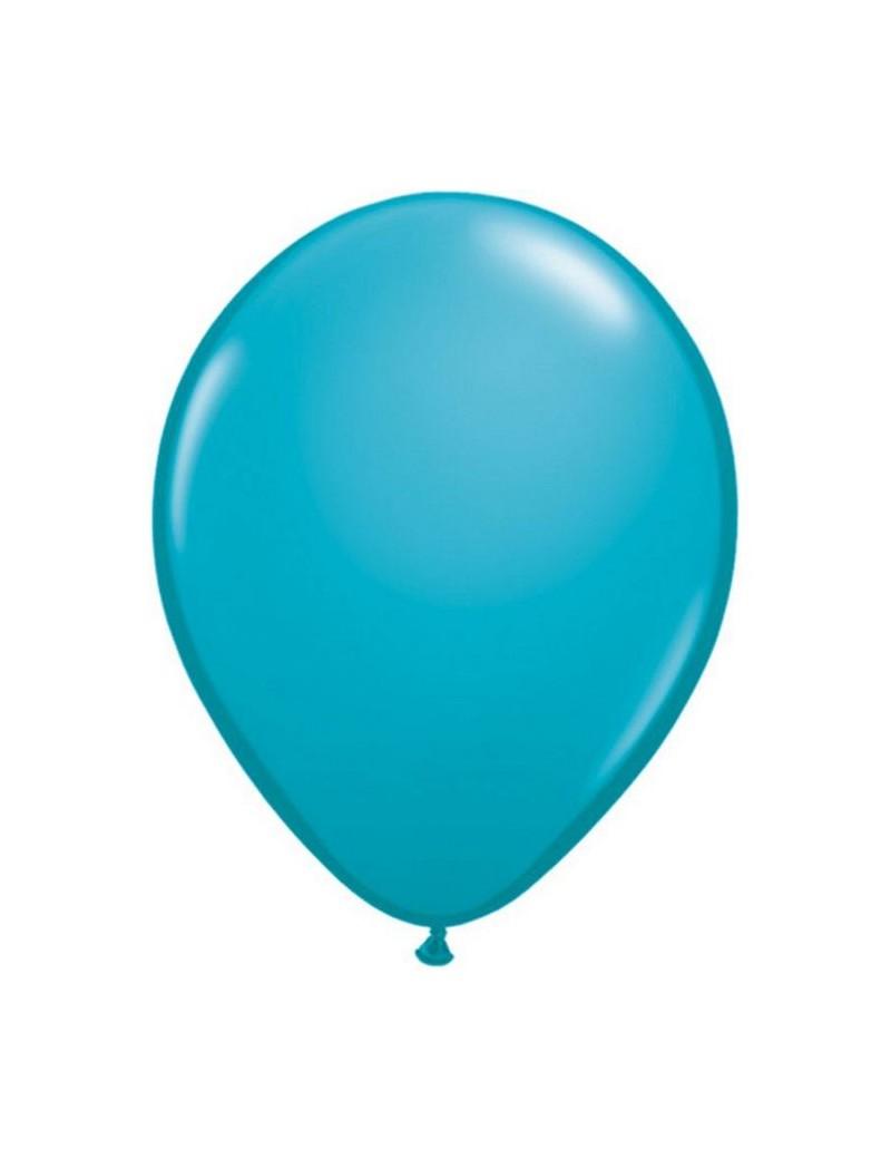 Ballon latex fashion Tropical Teal