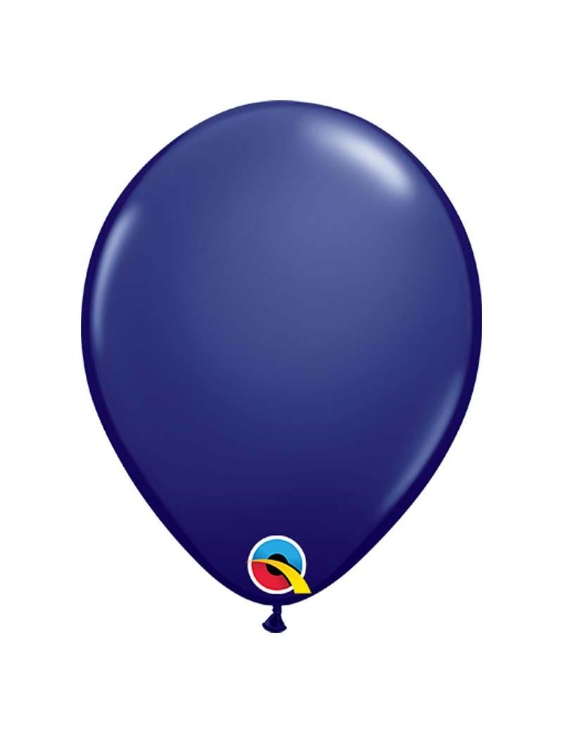 Ballon latex fashion Navy