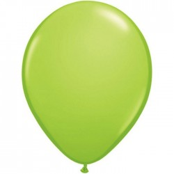 Ballon latex fashion Lime Green