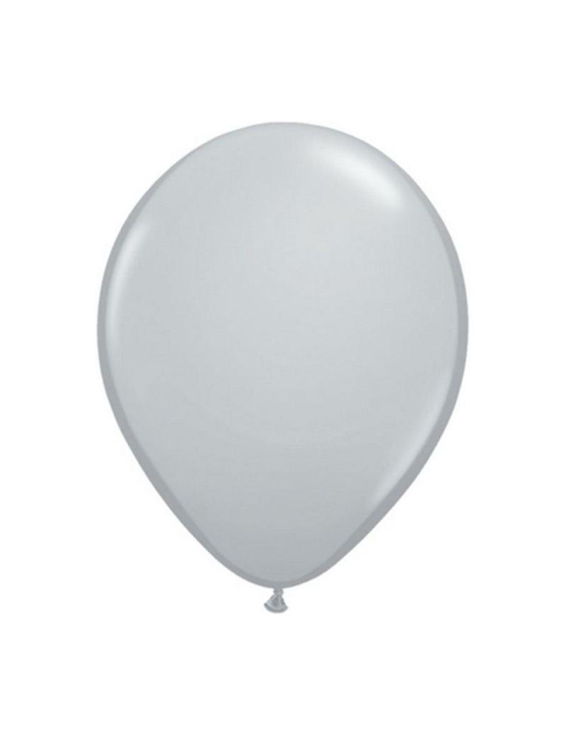 Ballon latex fashion Grey