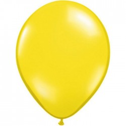 Ballon latex Citrine Yellow