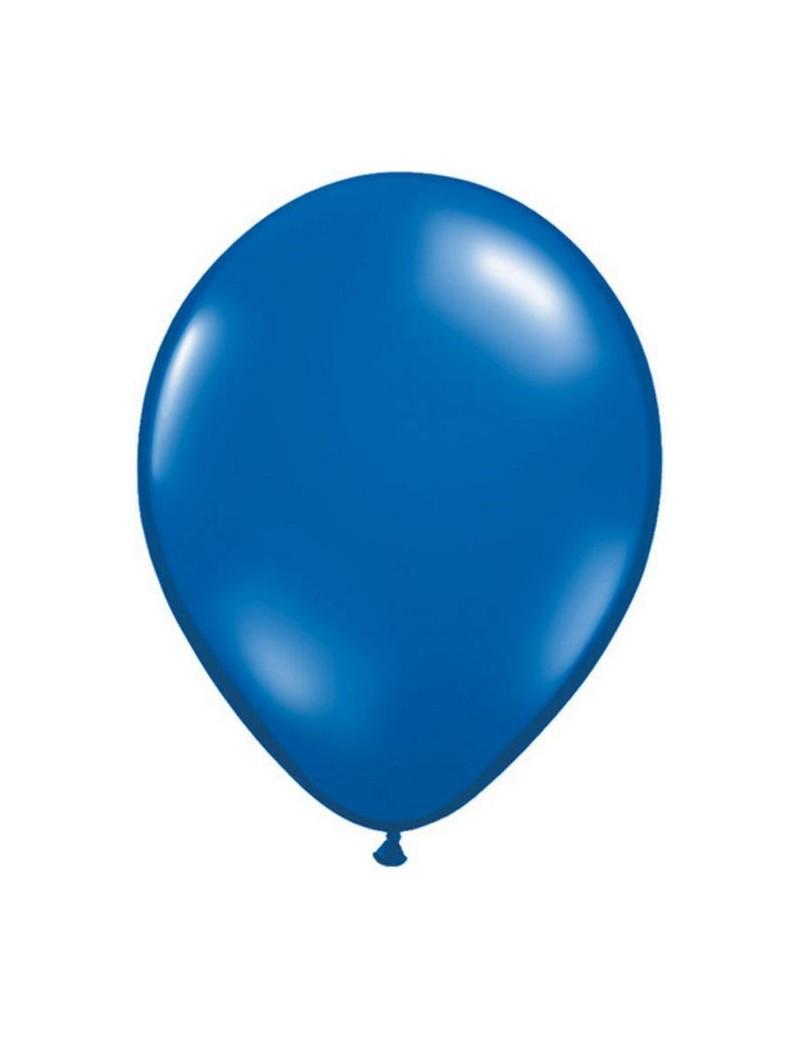 Ballon latex Sapphire Blue