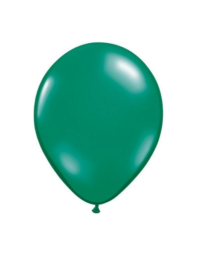 Ballon latex Emerald Green