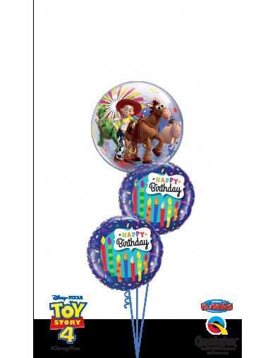 Bubble Toy story 4 BQ