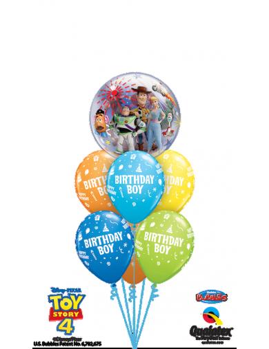 Bubble Toy story 4 BQ2
