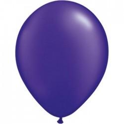 Ballon Perlé Quartz Purple