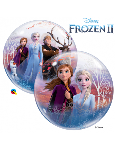 Bubble Frozen 2