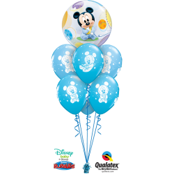 Bubble Mickey baby Bunch