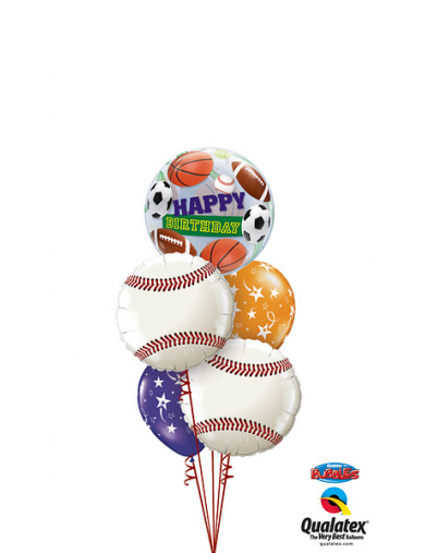 Happy Birthday Sport Bunch