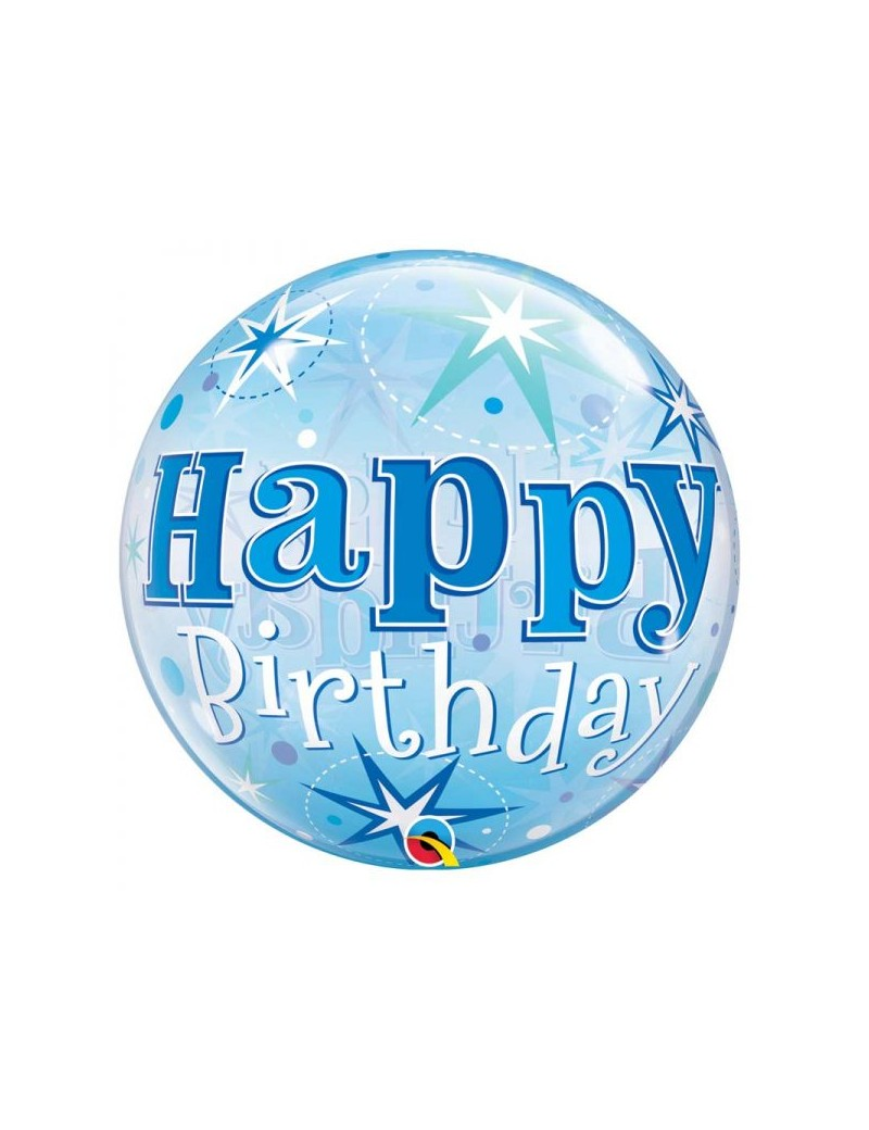 Happy Birthday Bleu Etoiles
