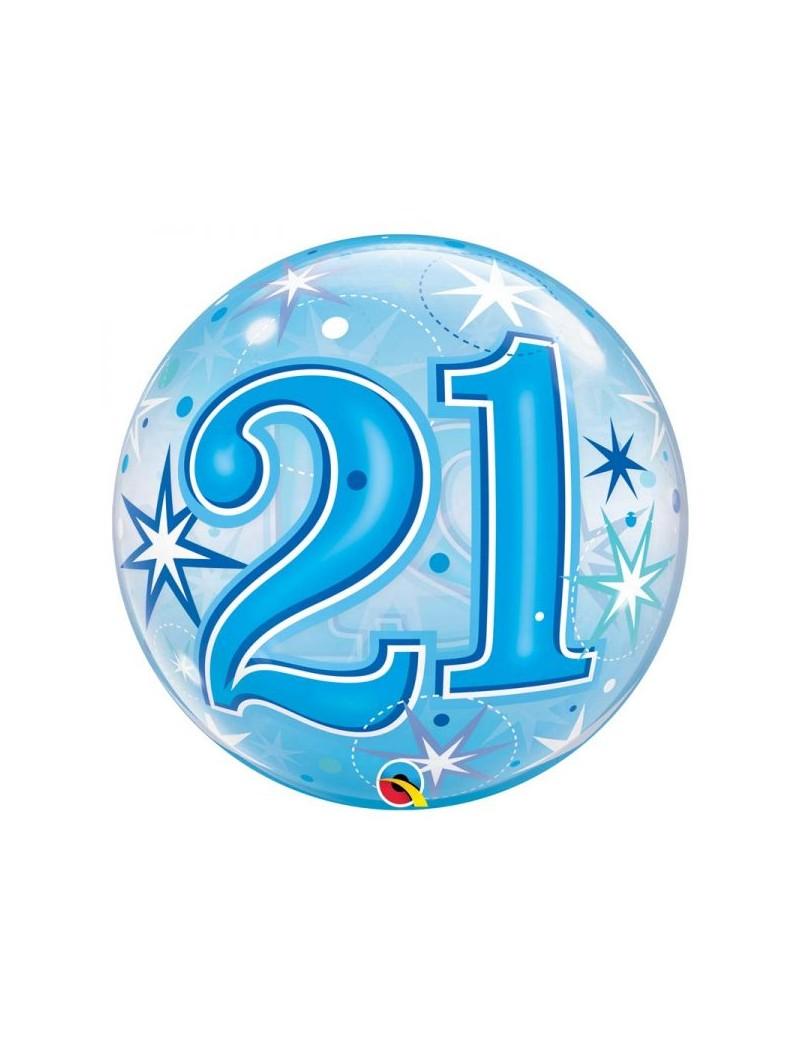 """""""21"""" Bleu Etoiles"""