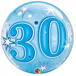 """""""30"""" Bleu Etoiles"""