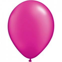 Ballon Perlé Magenta