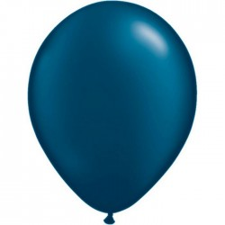 Ballon Perlé Midnight Blue