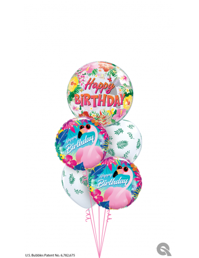 Happy Birthday Tropical Bunch
