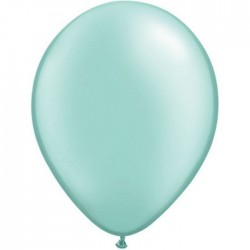 Ballon perlé Mint Green