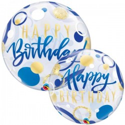 Happy Birthday Bleu et Or