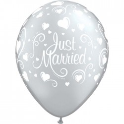 Just married silver