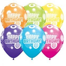 Happy Birthday  Dots et Glitz