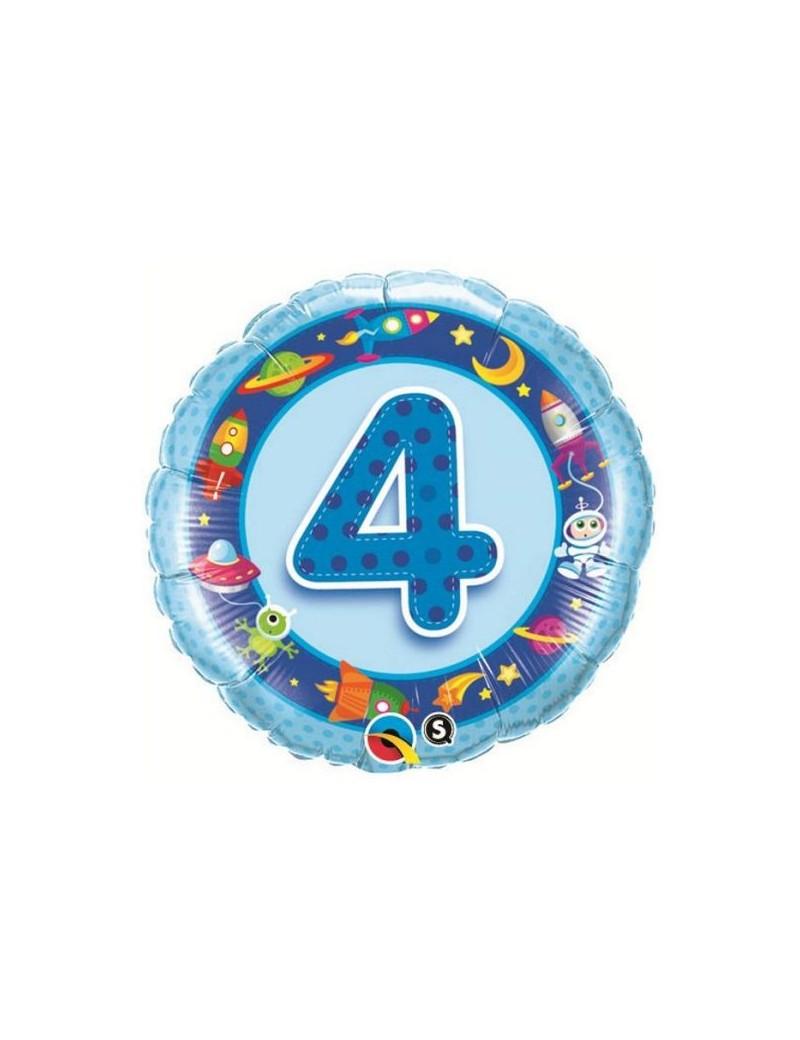 Age 4 Ans Bleu