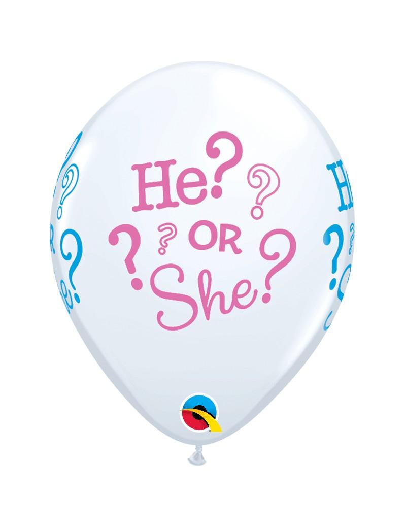 He or She ?