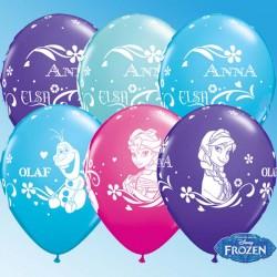 Anna, Elsa et Olaf
