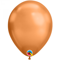 Ballon chrome Copper