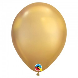 Ballon chrome Gold