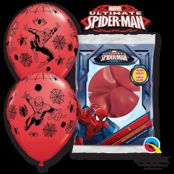 Spiderman rouge