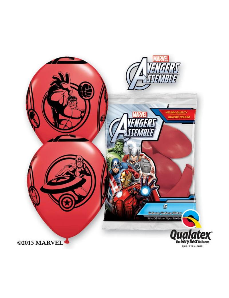 Avengers rouge