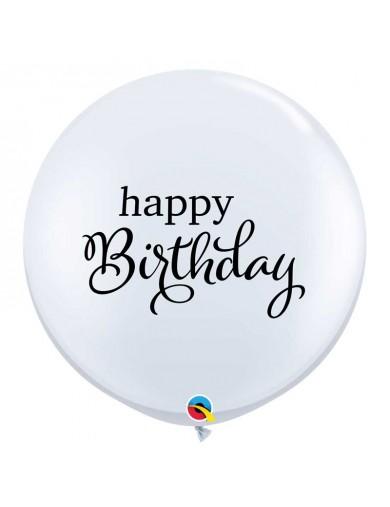 Happy birthday blanc