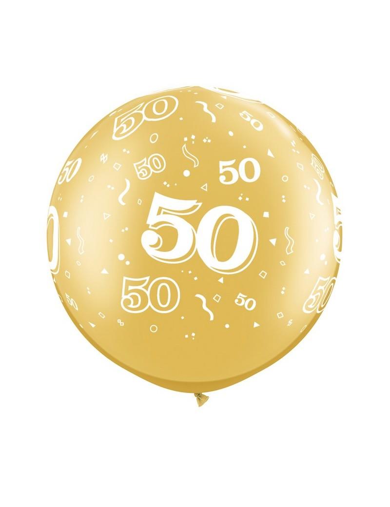 50 ans doré