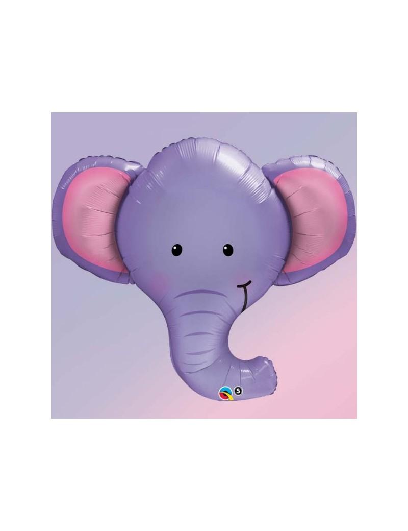 Tête d'éléphant