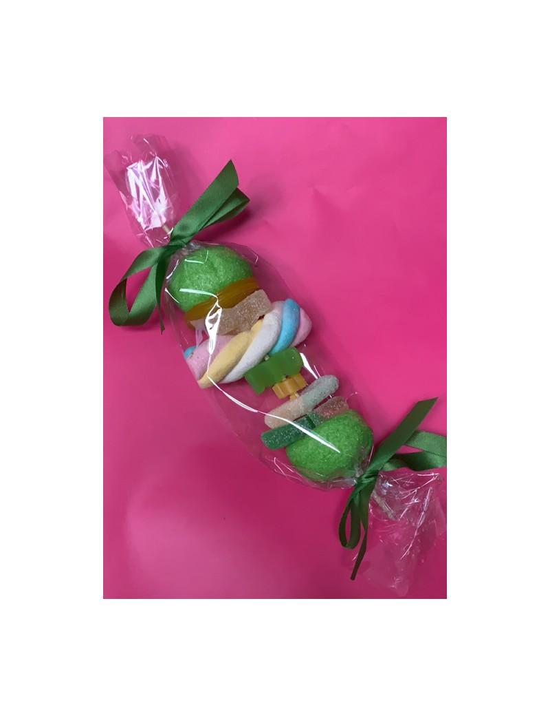 Brochette de bonbons