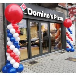Colonnes Domino's Pizza