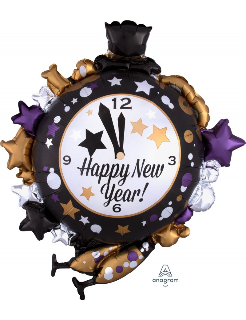 Happy New year multi couleurs