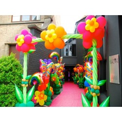 Décoration Flower Power