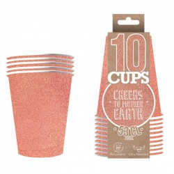 Original Cup Scintillant Rose Gold