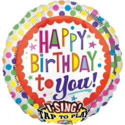 Happy Birthday à pois