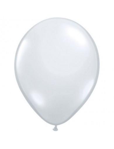 Ballon latex transparent