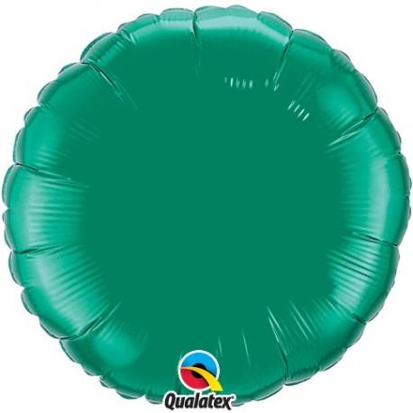 Rond aluminium Emerald Green
