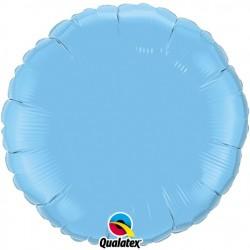 Rond aluminium Pale Blue