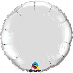 Rond aluminium Silver